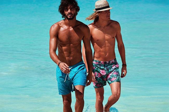 The Men's Beachwear